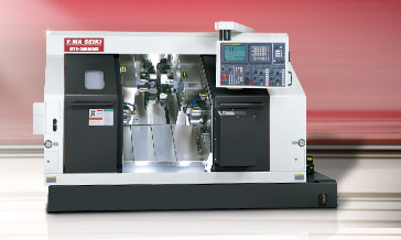 Maximum Performance Live tooling Center