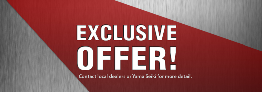 YAMA SEIKI SALES PROMOTION