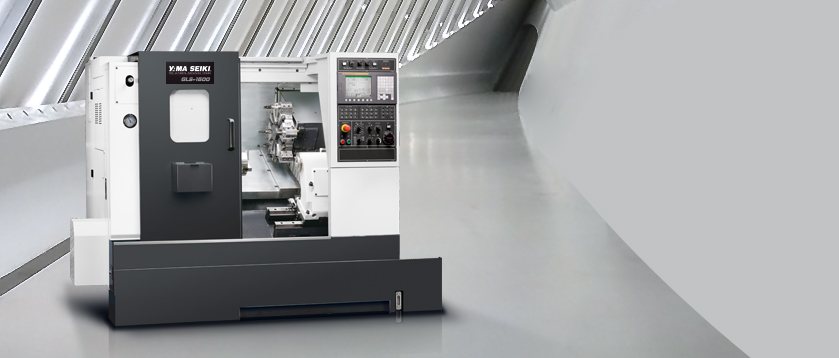 CNC High Speed Turning Center GLS-1500 model shown
