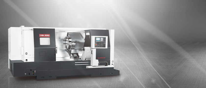 CNC Maximum Performance Turning Centers GS-600M model shown