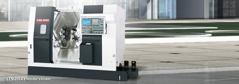SW-20 model shown with FANUC control